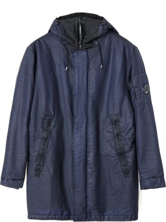 C.P. Company Blue P.ri.s.m. Jacket