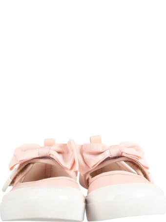 Melissa Pink Shoes For Girl