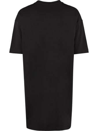 Love Moschino Cotton Mini-dress