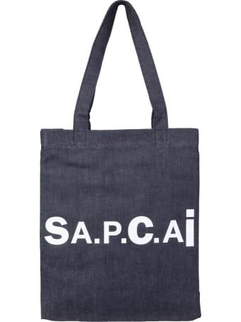 A.P.C. x Sacai Holly Tote Bag