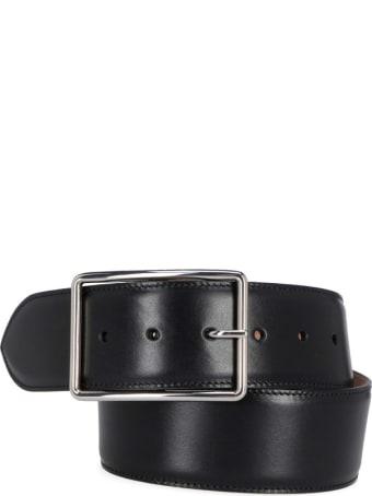 Alexander McQueen Buckle Belt