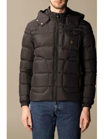 Refrigiwear Jacket Refrigiwear Down Jacket In Quilted Nylon