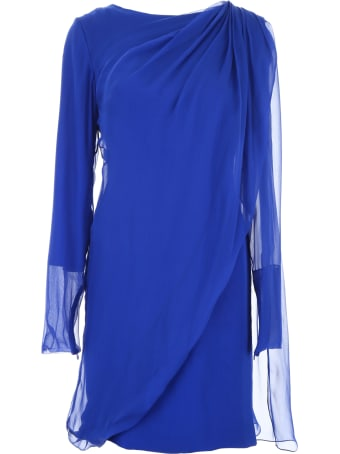 Lanvin Georgette Dress
