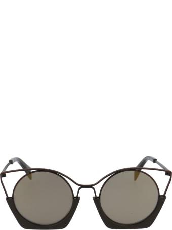 Yohji Yamamoto Yy7016 Sunglasses