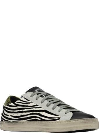 P448 S20john-w John Zebra Sneakers
