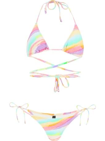 Reina Olga Miami Multicolor Bikini Set
