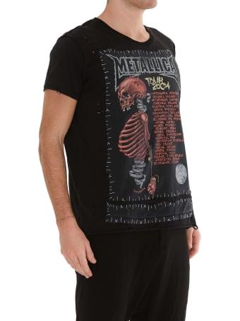 MJB - Marc Jacques Burton Vintage Metallica Tshirt