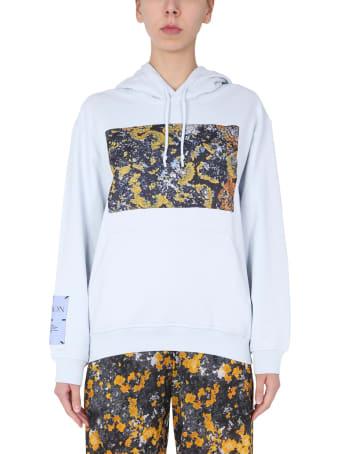 McQ Alexander McQueen Albion Hooded Sweatshirt