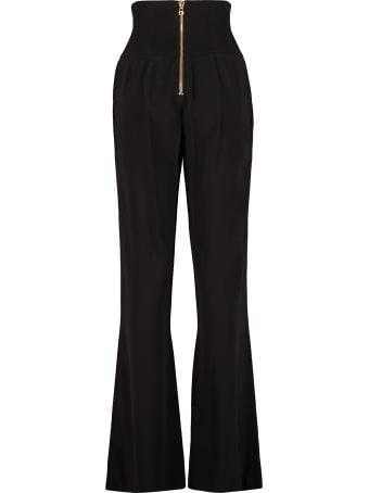 Balmain High-rise Trousers