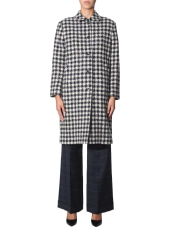 PS by Paul Smith Coat With Checks