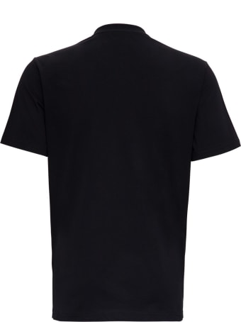 Givenchy Cotton T-shirt With Refracted Logo
