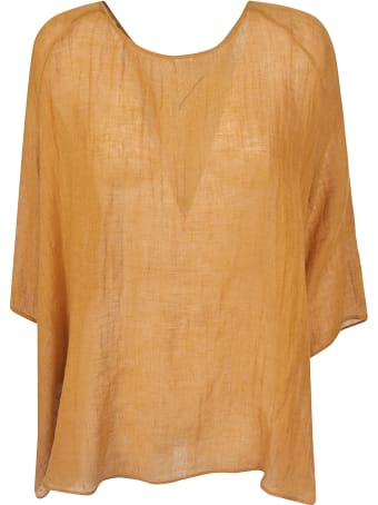 A Punto B Classic Oversized Top