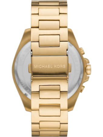 Michael Kors Brecken Stainless Steel Men's Watch