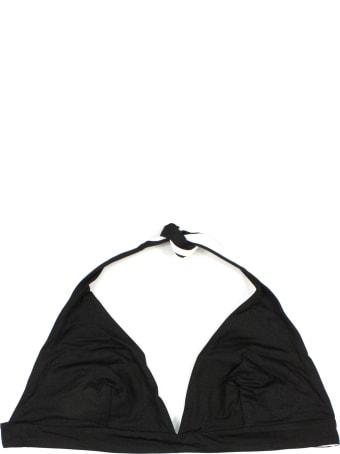 Fisico - Cristina Ferrari Black Triangle Bikini Top