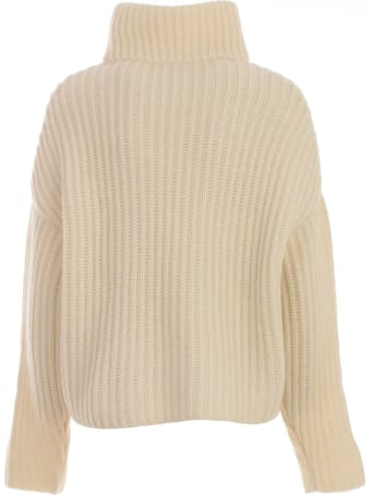 Dusan Sweater High Neck Alpaca