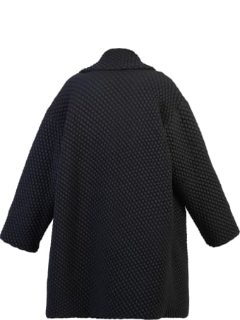Issey Miyake Quilted Coat