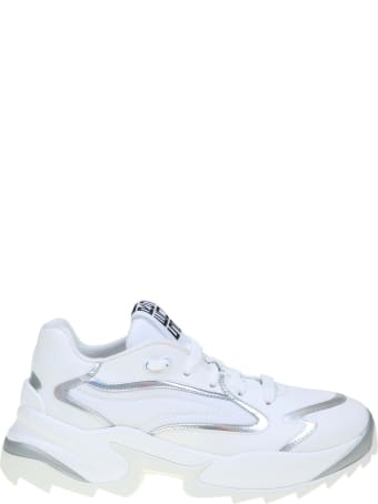 Sergio Rossi Extreme Sneakers In Leather