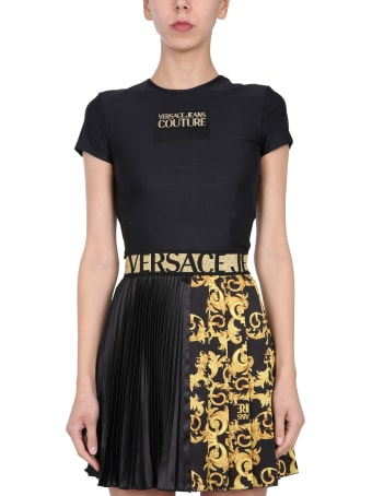 Versace Jeans Couture Crew Neck T-shirt