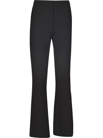 Victoria Beckham Double Face Stretch Trousers
