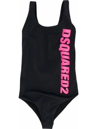 Dsquared2 Black Swimsuit