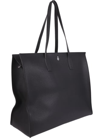 Mark Cross Black Fitzgerald Ew Tote