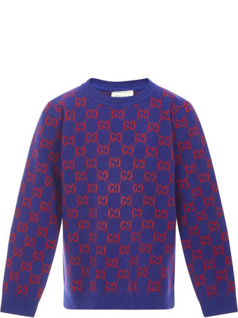 Gucci Junior Sweater