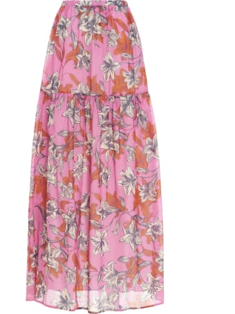 Black Coral 'mimi' Skirt