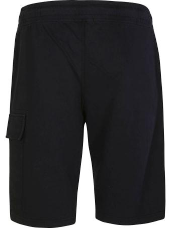 C.P. Company Light Fleece Cargo Shorts