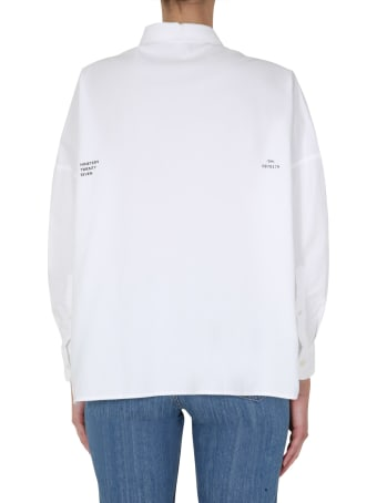 Lacoste Oversize Fit Shirt