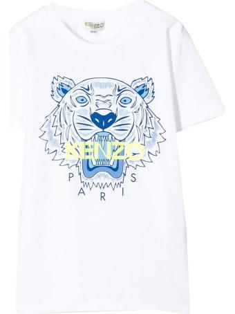 Kenzo Kids T-shirt With Print