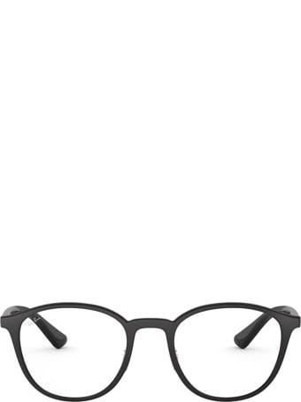 Ray-Ban Ray-ban Rx7156 Matte Black Glasses