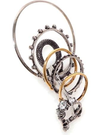 Alexander McQueen Single Earring