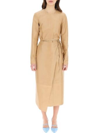 SportMax Nappa Midi Dress
