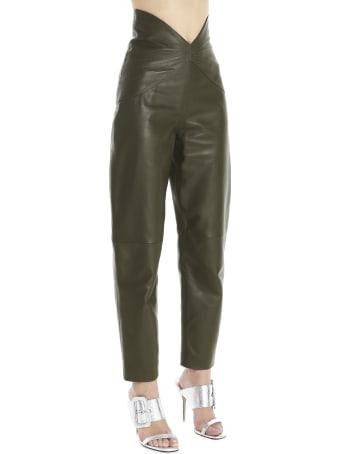 The Attico Pants