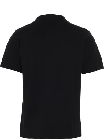 Maison Kitsuné 'fox Head Patch' T-shirt