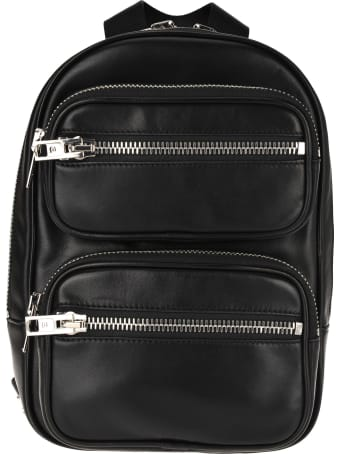 Alexander Wang Attica Double-zipped Backpack