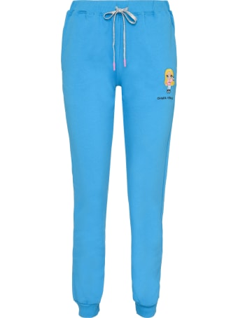 Chiara Ferragni Embroidered Sweatpants