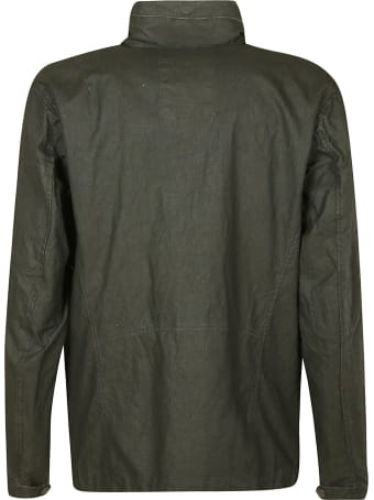 C.P. Company Side Flap Pocket Buttoned Jacket