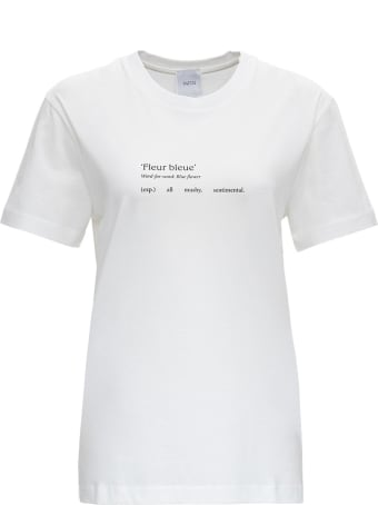Patou Jersey Litterature T-shirt