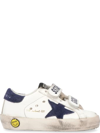 Golden Goose Old School Leather Low-top Sneakers