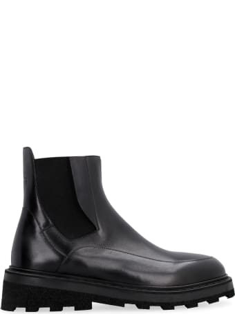 A-COLD-WALL Leather Chelsea-boots