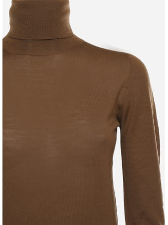 Max Mara Wool High Neck Knitwear