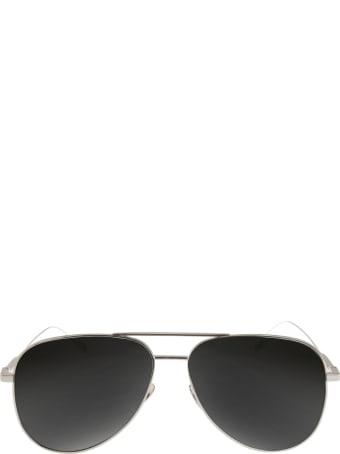 Saint Laurent 'classic 11' Aviator Sunglasses