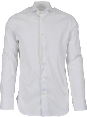 Guglielminotti 70% Cotton 27% Polyammidic 3% Elastane Shirt