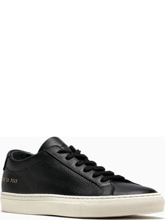 Common Projects Achilles Pebbled Sneakers 6036