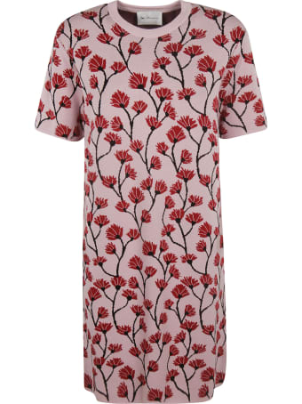 Be Blumarine Floral Dress
