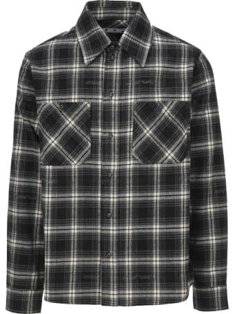 Off-White Off White Flannel Check Shirt