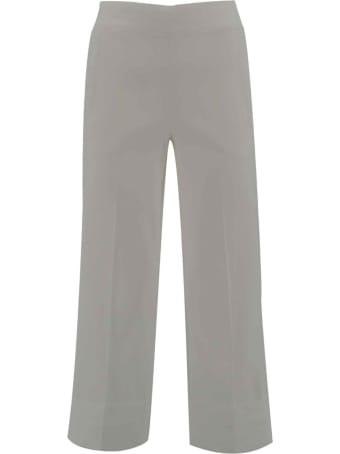 D.Exterior Slim Cut Trousers