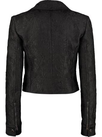 Dolce & Gabbana Jacquard Knit Jacket