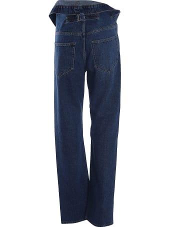 Y/Project Classic Asymmetric Waist Jean